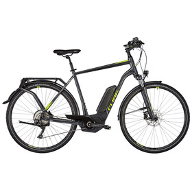Cube Kathmandu Hybrid Pro 500 Elcykel Trekking grå/svart